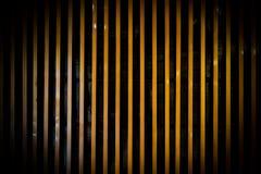 Σκοτεινό ξύλινο battens γραφικό σχέδιο στρώματος για το υπόβαθρο ή το σκηνικό στοκ φωτογραφίες με δικαίωμα ελεύθερης χρήσης