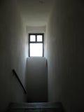 σκοτεινό παράθυρο Στοκ Εικόνες