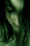 σκοτεινό πρόσωπο Στοκ φωτογραφία με δικαίωμα ελεύθερης χρήσης
