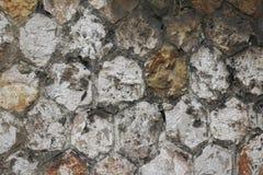 Σκοτεινό υπόβαθρο πετρών Στοκ Εικόνα