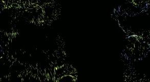 Σκοτεινό φανταχτερό υπόβαθρο γαλαξιών Απεικόνιση αποθεμάτων