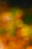 σκοτεινό φως πτώσης ανασ&kap Στοκ Εικόνες