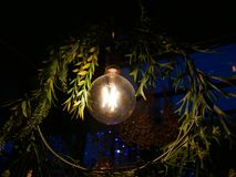 σκοτεινό φως Στοκ φωτογραφίες με δικαίωμα ελεύθερης χρήσης