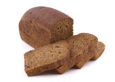 Σκοτεινό ψωμί σίκαλης Στοκ Εικόνες