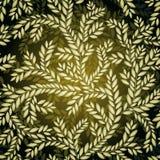 σκοτεινό floral πρότυπο άνευ ρ&alpha Στοκ φωτογραφίες με δικαίωμα ελεύθερης χρήσης