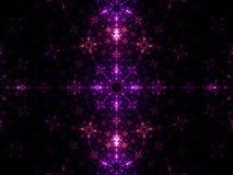 σκοτεινό fractal ανασκόπησης Στοκ φωτογραφία με δικαίωμα ελεύθερης χρήσης