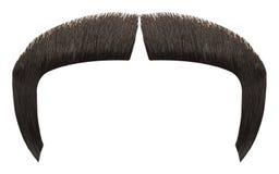 Σκοτεινό Mustache στοκ φωτογραφίες με δικαίωμα ελεύθερης χρήσης