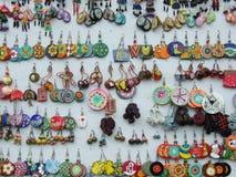 σκουλαρίκια Στοκ εικόνες με δικαίωμα ελεύθερης χρήσης