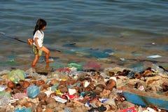 σκουπίδια παιχνιδιού στοκ φωτογραφίες με δικαίωμα ελεύθερης χρήσης