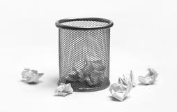 σκουπίδια Στοκ Εικόνες