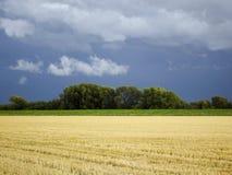 σκουραίνοντας ουρανοί Στοκ φωτογραφίες με δικαίωμα ελεύθερης χρήσης