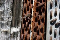 σκουριά εναλλασσόμενου ρεύματος Στοκ φωτογραφία με δικαίωμα ελεύθερης χρήσης