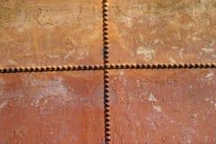σκουριά καρφιών Στοκ Εικόνα