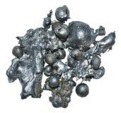 σκουριά μετάλλων ανασκόπ Στοκ Εικόνα