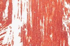 Σκουριά στο χάλυβα Στοκ φωτογραφίες με δικαίωμα ελεύθερης χρήσης