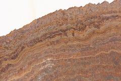 Σκουριασμένα κύματα 08 επιφάνειας Στοκ Εικόνα