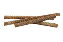 Σκουριασμένες ράβδοι μετάλλων Στοκ φωτογραφία με δικαίωμα ελεύθερης χρήσης