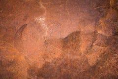 σκουριασμένη άνευ ραφής επικεράμωση σύστασης επιφάνειας μετάλλων στοκ εικόνες