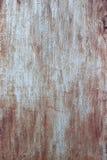 σκουριασμένη επιφάνεια Στοκ φωτογραφία με δικαίωμα ελεύθερης χρήσης