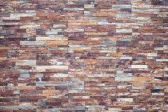 σκουριασμένη πέτρα Πέτρινος καπλαμάς για το εξωτερικό ντεκόρ τοίχων Στοκ εικόνες με δικαίωμα ελεύθερης χρήσης