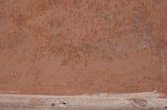 Σκουριασμένη παλαιά σύσταση σιδήρου Στοκ εικόνες με δικαίωμα ελεύθερης χρήσης