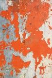 σκουριασμένη σύσταση μετ Στοκ Φωτογραφίες