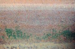 σκουριασμένη σύσταση Στοκ φωτογραφίες με δικαίωμα ελεύθερης χρήσης