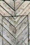 Σκουριασμένος ορείχαλκος καφετιά κλειστή Κ ξύλινη Ιταλία Λομβαρδία Arsago Στοκ Εικόνες