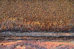 σκουριασμένος Στοκ φωτογραφία με δικαίωμα ελεύθερης χρήσης