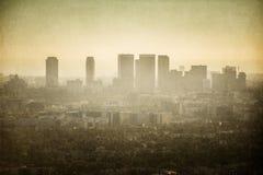 Σκουριασμένο Λος Άντζελες Στοκ Φωτογραφία