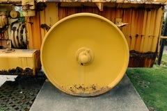 Σκουριασμένο μέταλλο, εγκαταλειμμένη σύσταση αντικειμένου οχημάτων στοκ εικόνες με δικαίωμα ελεύθερης χρήσης