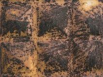 Σκουριασμένο μέταλλο - σειρά υποβάθρων Στοκ εικόνα με δικαίωμα ελεύθερης χρήσης