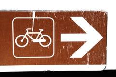 σκουριασμένο σήμα Στοκ εικόνες με δικαίωμα ελεύθερης χρήσης