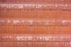 Σκουριασμένο στενό επάνω υπόβαθρο φρακτών Στοκ εικόνες με δικαίωμα ελεύθερης χρήσης
