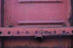 Σκουριασμένο υγρό υπόβαθρο metall Grunge Στοκ φωτογραφίες με δικαίωμα ελεύθερης χρήσης