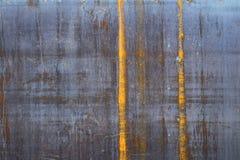 Σκουριασμένο υπόβαθρο σύστασης χάλυβα Στοκ Φωτογραφίες