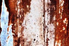 Σκουριασμένο υπόβαθρο Στοκ φωτογραφία με δικαίωμα ελεύθερης χρήσης