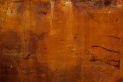 Σκουριασμένο υπόβαθρο grunge με το διάστημα για το κείμενο ή την εικόνα Στοκ εικόνες με δικαίωμα ελεύθερης χρήσης