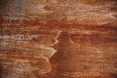 Σκουριασμένο φύλλο σιδήρου στοκ φωτογραφία με δικαίωμα ελεύθερης χρήσης