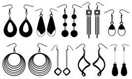 Σκουλαρίκια Στοκ Εικόνα