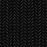 Σκούρο γκρι ουδέτερο άνευ ραφής σχέδιο σιριτιών Στοκ Εικόνες