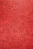 σκούρο κόκκινο δέρμα Στοκ Εικόνες