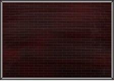 σκούρο κόκκινο τοίχος τ&omicr Στοκ φωτογραφία με δικαίωμα ελεύθερης χρήσης