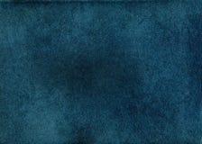 Σκούρο μπλε ανασκόπηση εγγράφου Στοκ Εικόνα