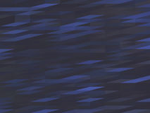 Σκούρο μπλε χαμηλός-πολυ υπόβαθρο, polygonal τριγωνικό γκρίζο κύμα Στοκ εικόνες με δικαίωμα ελεύθερης χρήσης