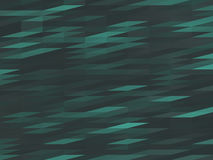 Σκούρο πράσινο χαμηλός-πολυ υπόβαθρο Στοκ Εικόνα