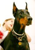 σκυλί καλό στοκ εικόνα με δικαίωμα ελεύθερης χρήσης