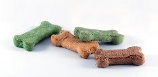 σκυλί μπισκότων Στοκ Εικόνες