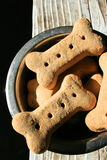 σκυλί μπισκότων Στοκ φωτογραφίες με δικαίωμα ελεύθερης χρήσης
