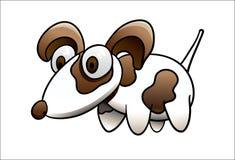 σκυλί έκπληκτο Στοκ εικόνα με δικαίωμα ελεύθερης χρήσης